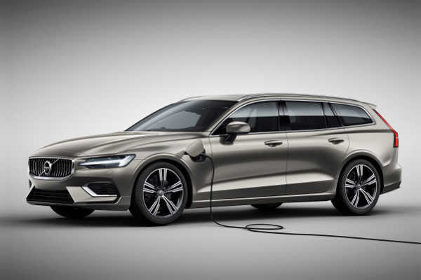 Volvo V60 Twin Engine 2018