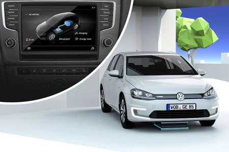 Volkswagen Charging
