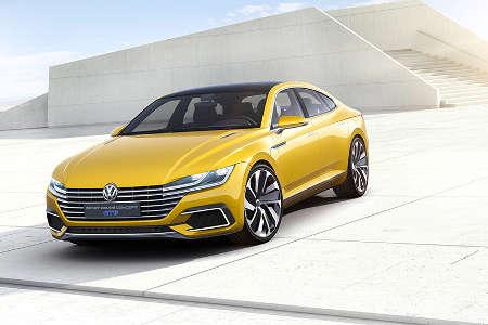 VW Coupé Concept GTE