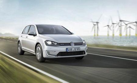 VW e-Golf 2014