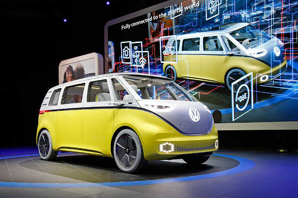 VW I.D. Buzz NAIAS Detroit 2017