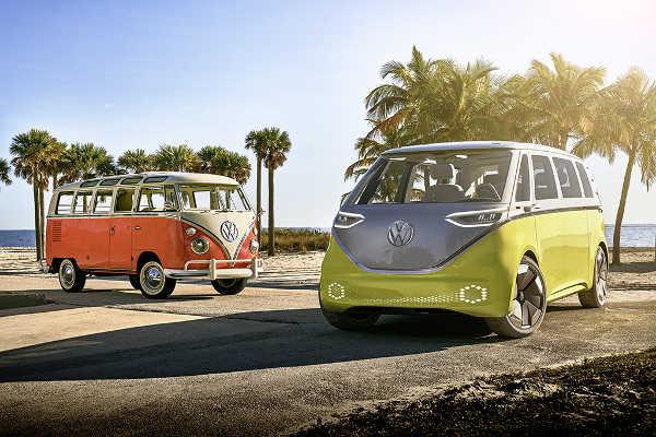 VW I.D. Buzz 2017