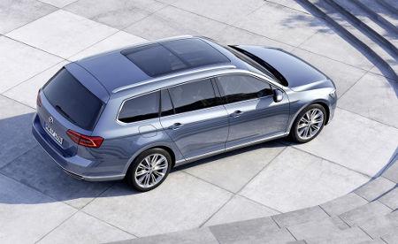 VW Passat B8 2014
