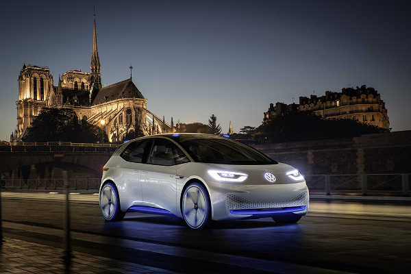 VW I.D. 2016