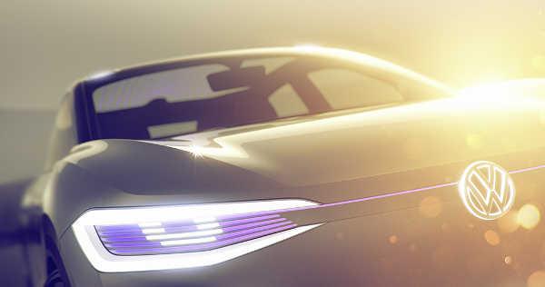 VW I.D. Crossover Auto Shanghai 2017