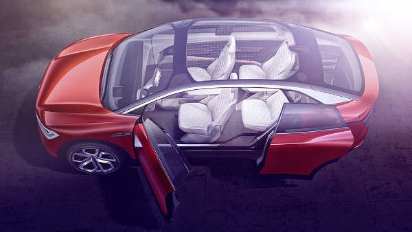 VW I.D. Crozz IAA 2017