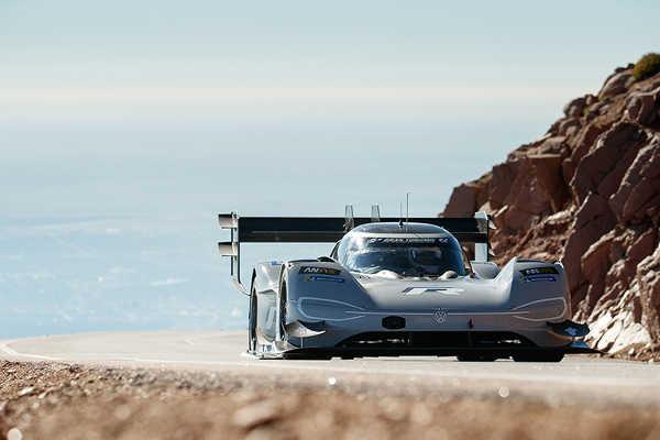 VW I.D. R Pikes Peak 2018