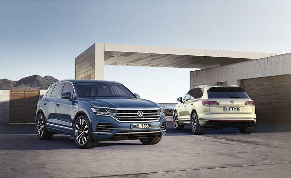 VW Touareg Plug-in-Hybrid