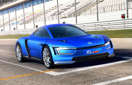 VW XL Sport 2014