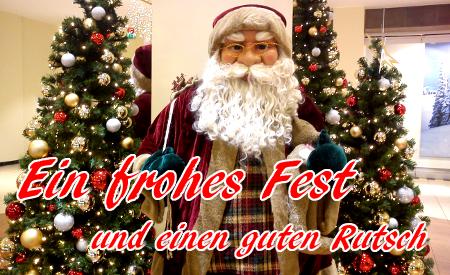 Frohe Weihnachten und ein gesundes neues Jahr 2014 | Green-Motors.DE